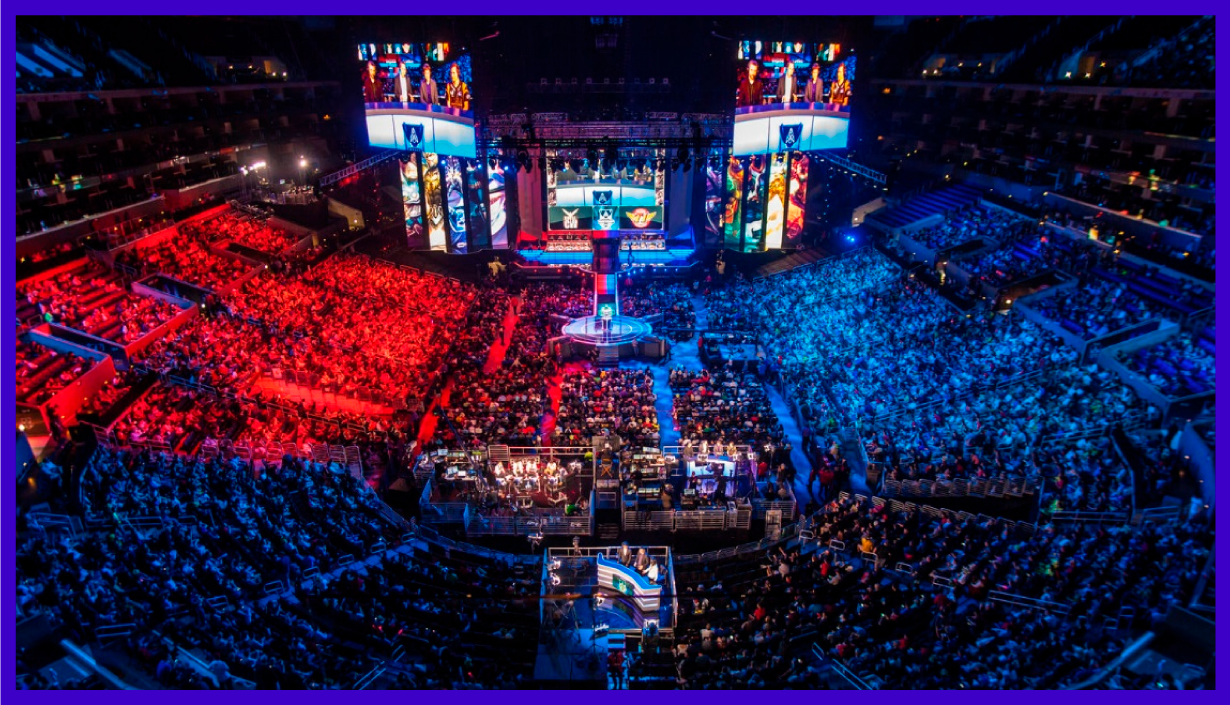 Esports is selling out the entire Staples Centre with a League of Legends World championship