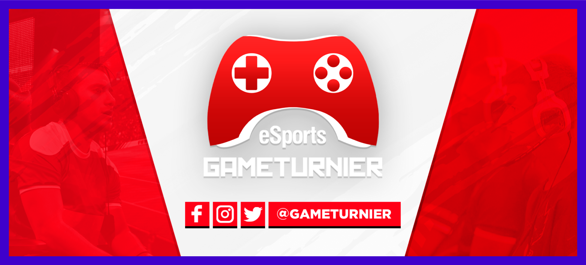 GameTurnier is an esports platform where you can participate in tournaments of video games like FIFA, Call of Duty, Fortnite and more