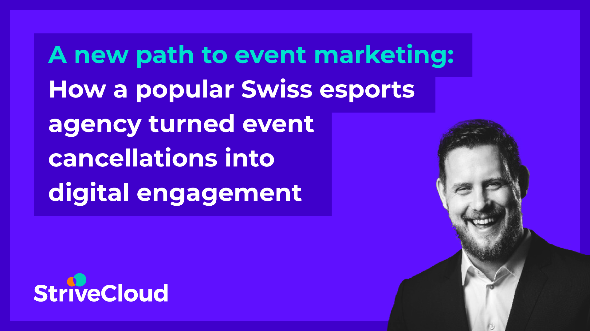A new path to event marketing: How a popular Swiss esports agency turned event cancellations into digital engagement