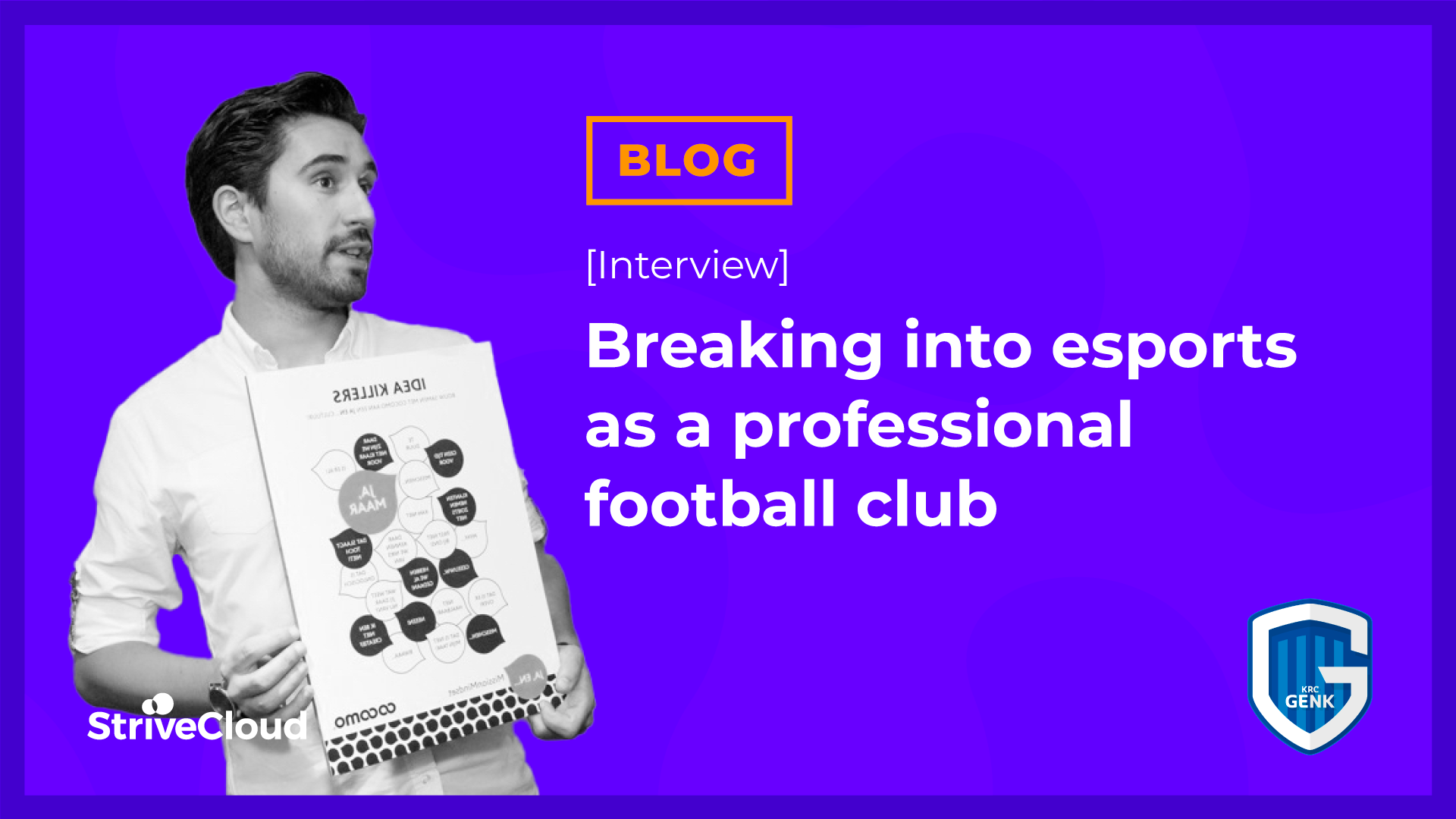 Interview: Breaking into e-sports as a professional football club