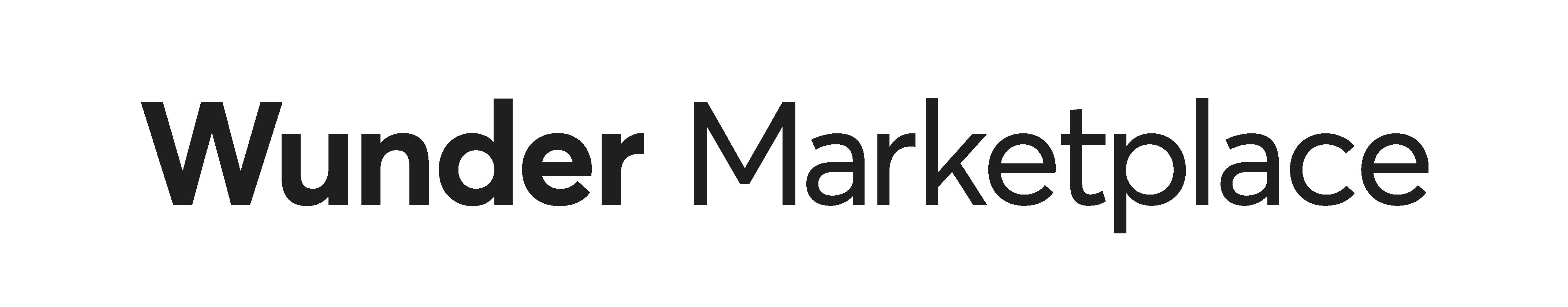 Wunder Marketplace logo
