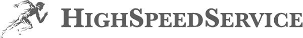 High Speed Service Logo
