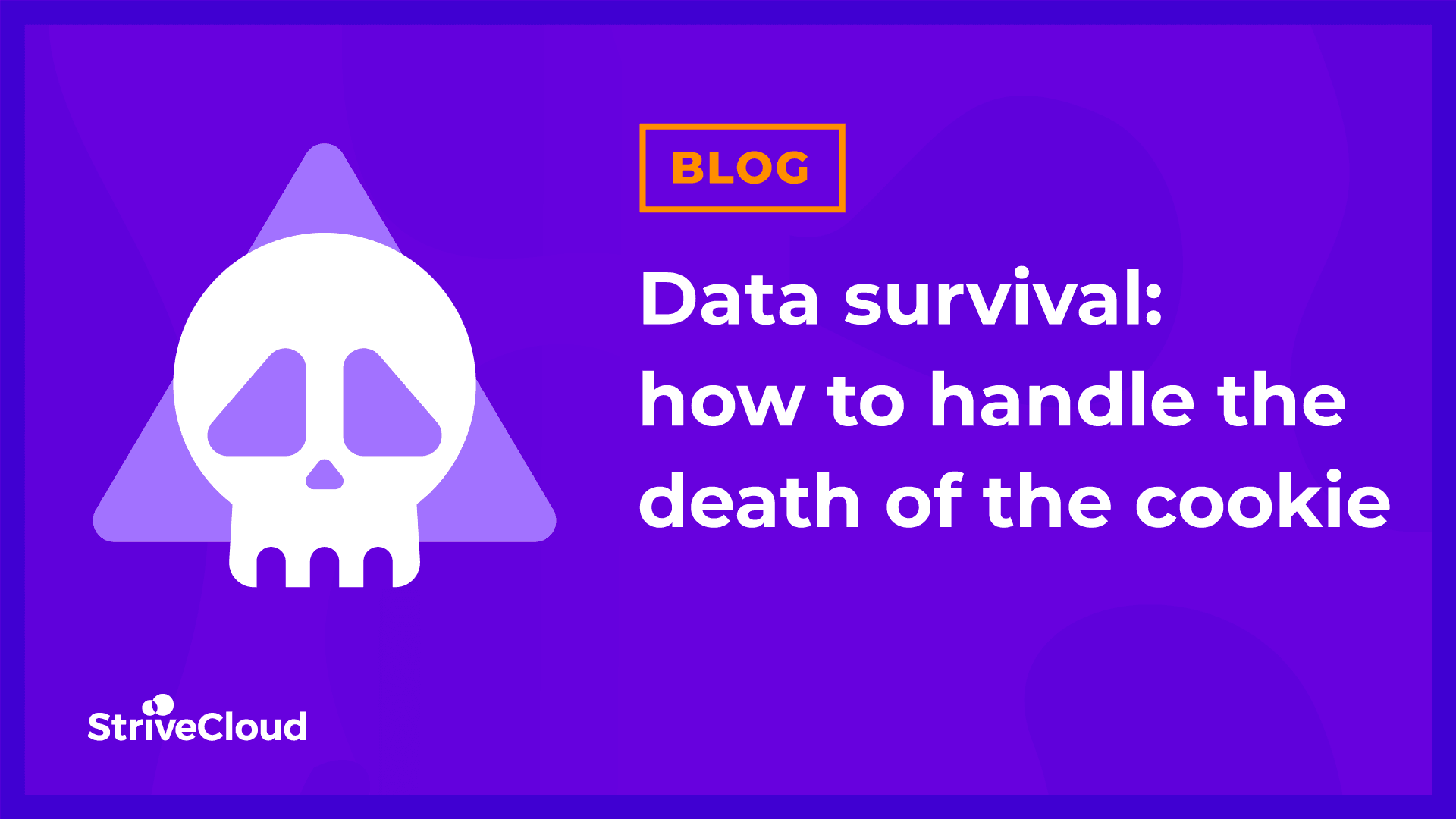 Data survival: how to handle the death of the cookie