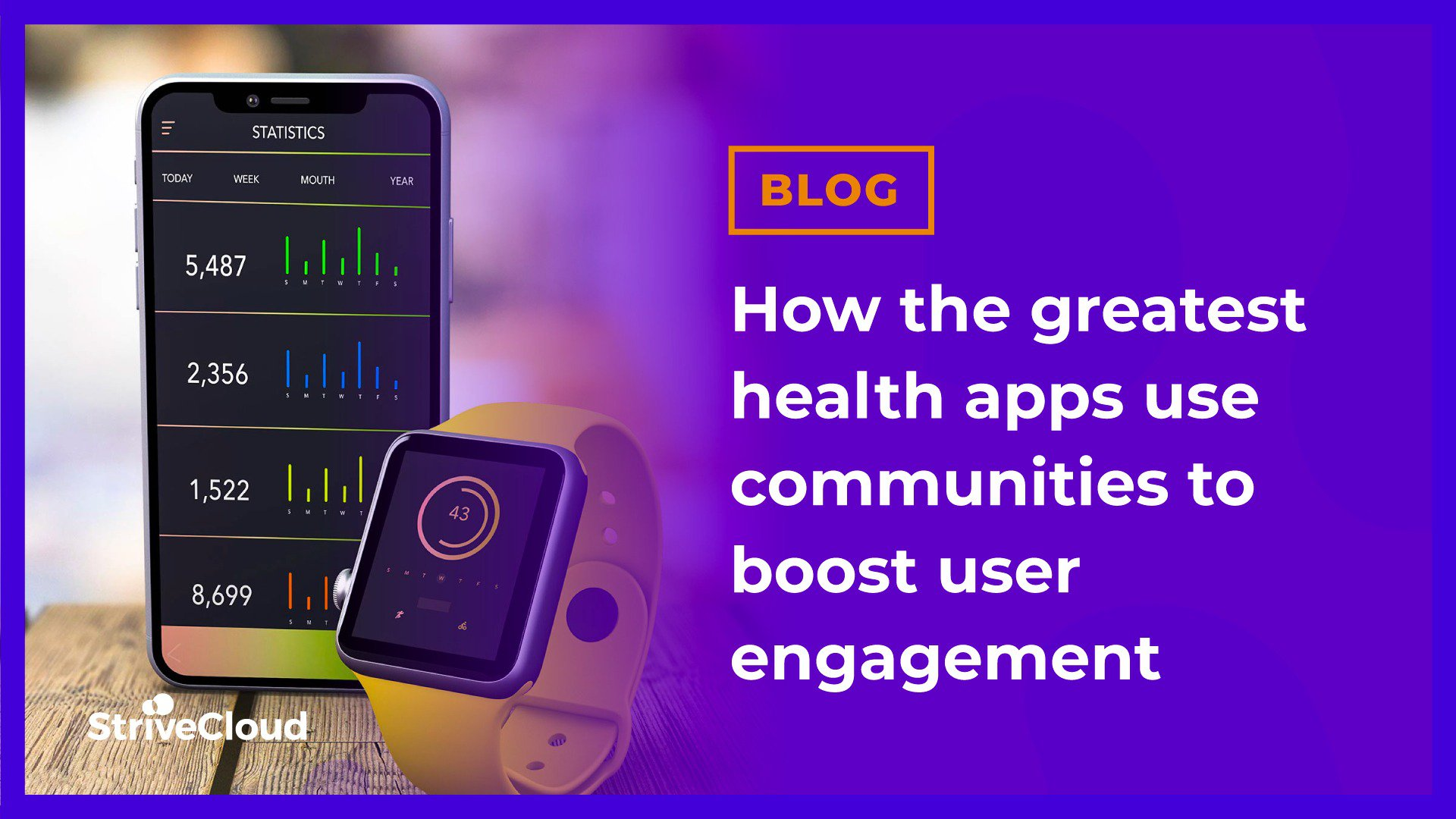 How to greatest health apps use communities to boost user engagement