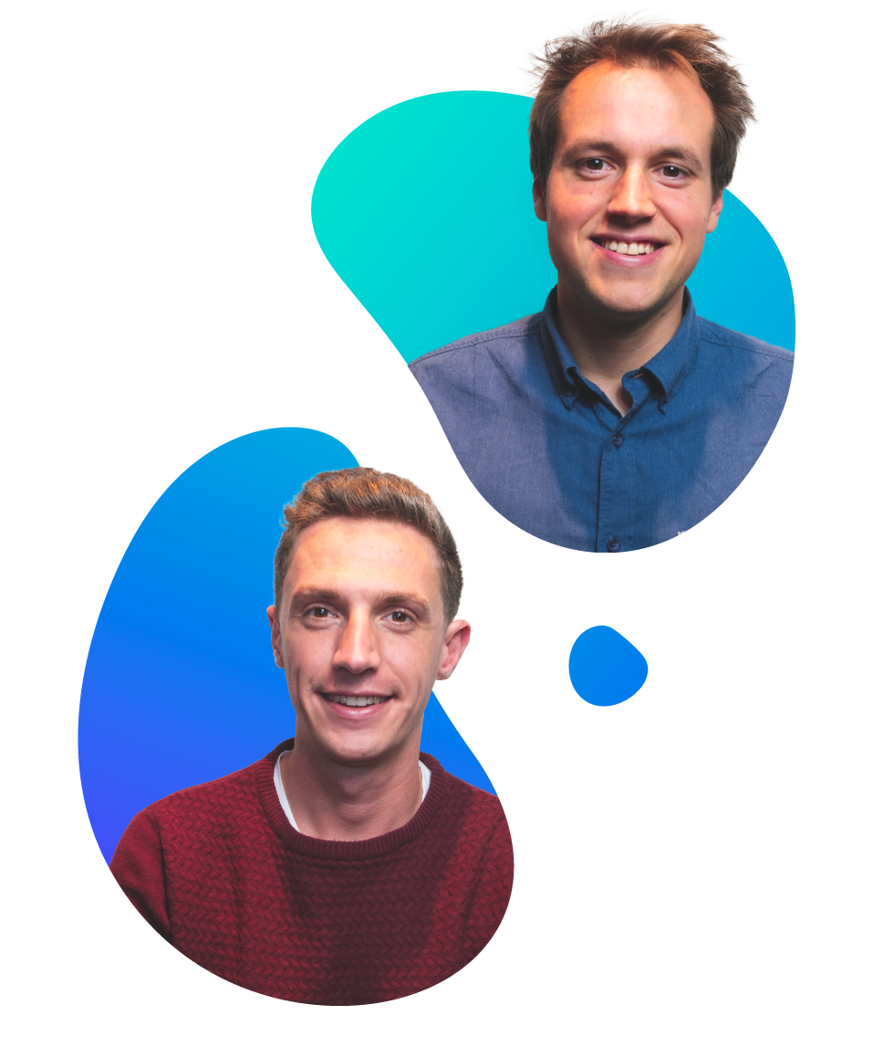 Freek Borghgraef & Arnaud Martens from StriveCloud