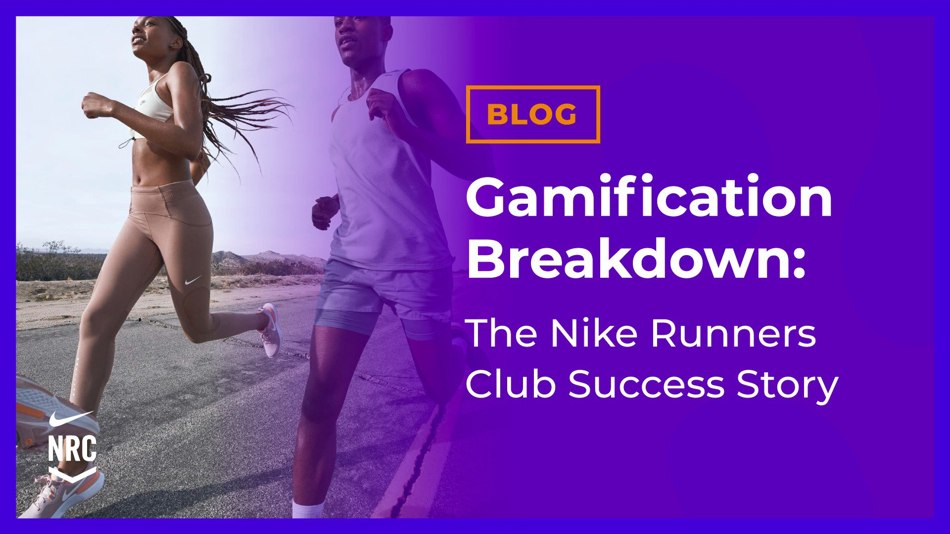 5 Gamification examples that make Nike Run Club a top running app