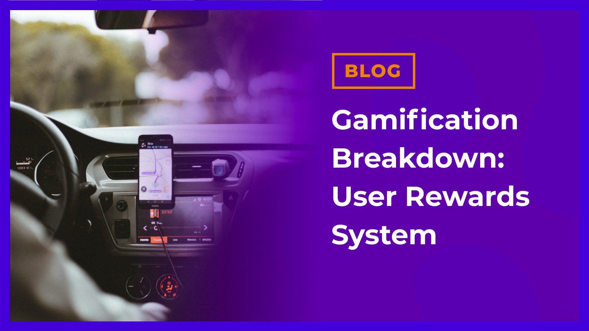 Uber: A great example of how to increase customer loyalty with gamification