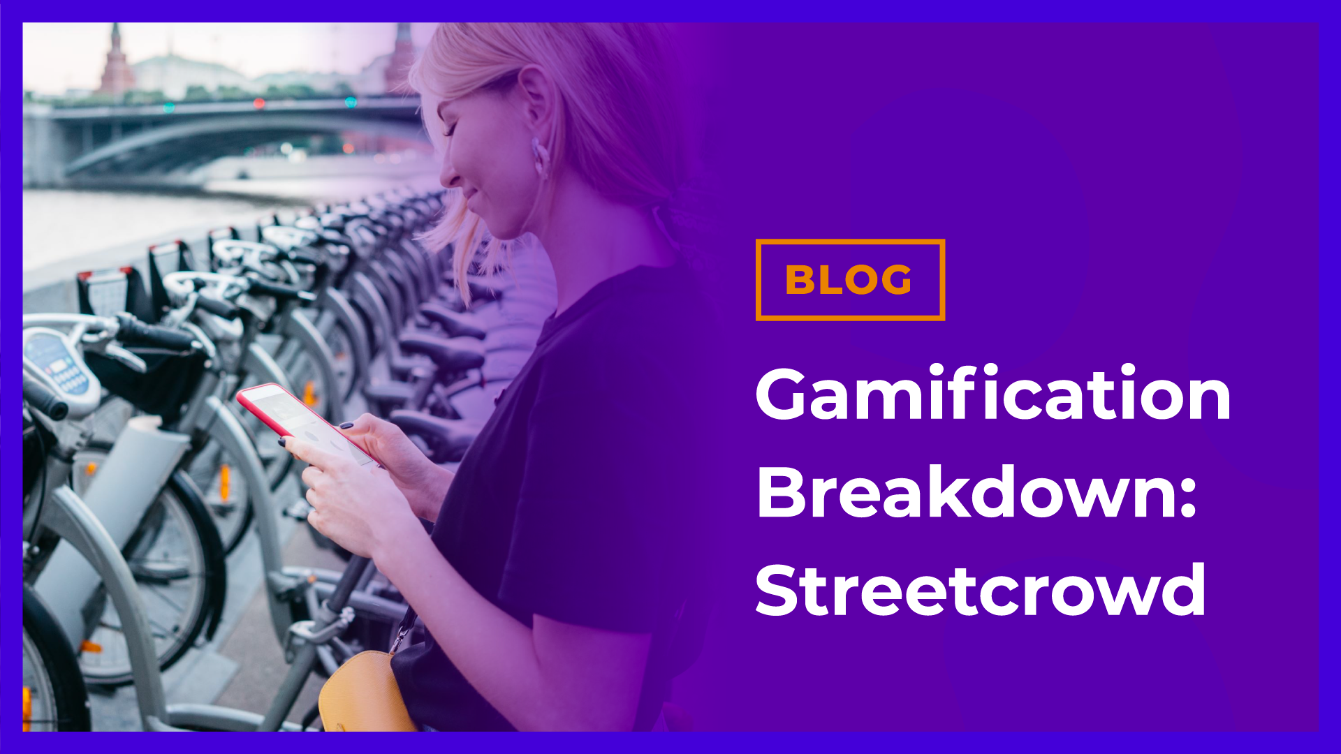 How gamification helps Streetcrowd fight the greatest challenge in shared mobility